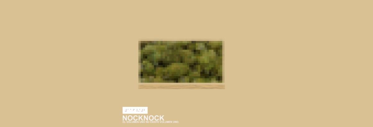 Nock Nock - El volumen uno no existe volumen uno [2017]