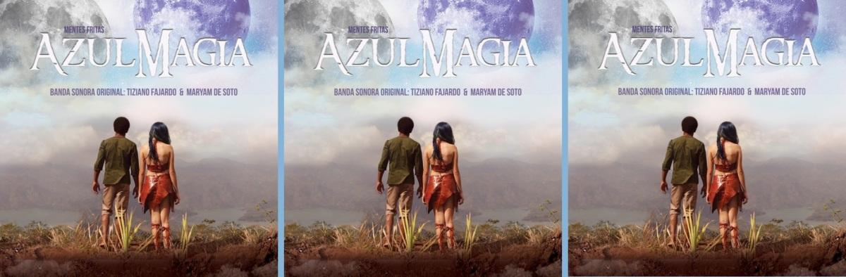Azul Magia: Banda Sonora Original [2018].