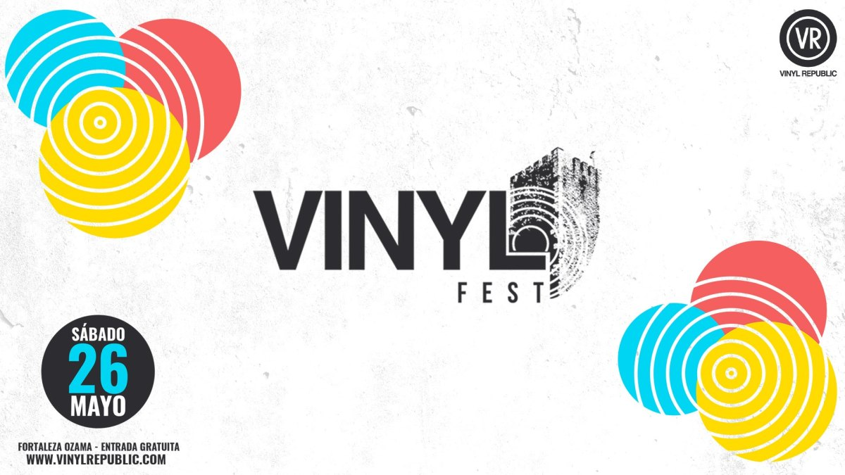 VINYL FEST: Festival de Música Dominicano.