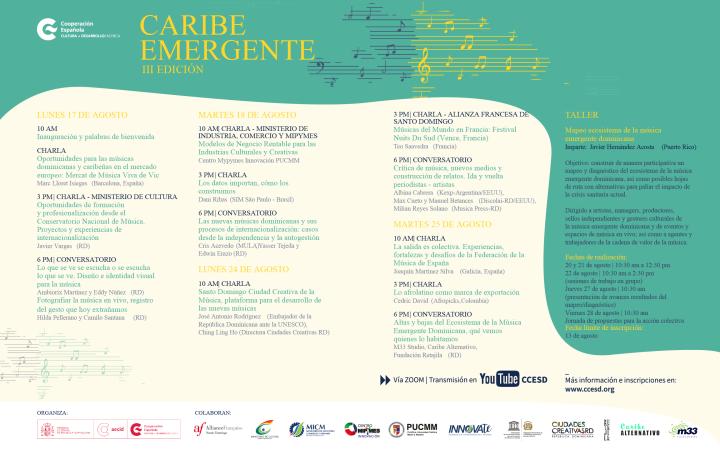 CARIBE EMERGENTE 2020 AGENDA-01